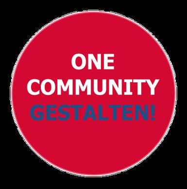 Logo von OneCommunity Gestalten